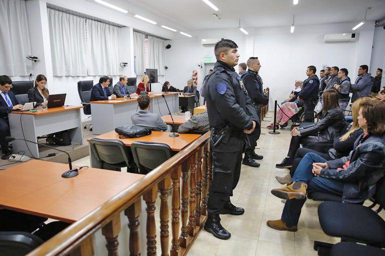 Veredicto crimen Unicenter