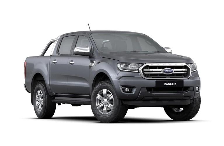 La Ford Ranger