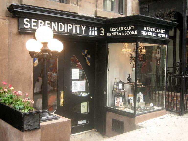 La malteada, el sándwich de queso y el postre del restaurante neoyorquino Serendipity 3, son algunos de los productos que aparecen en la lista de Guinness World Records como los más caros del mundo