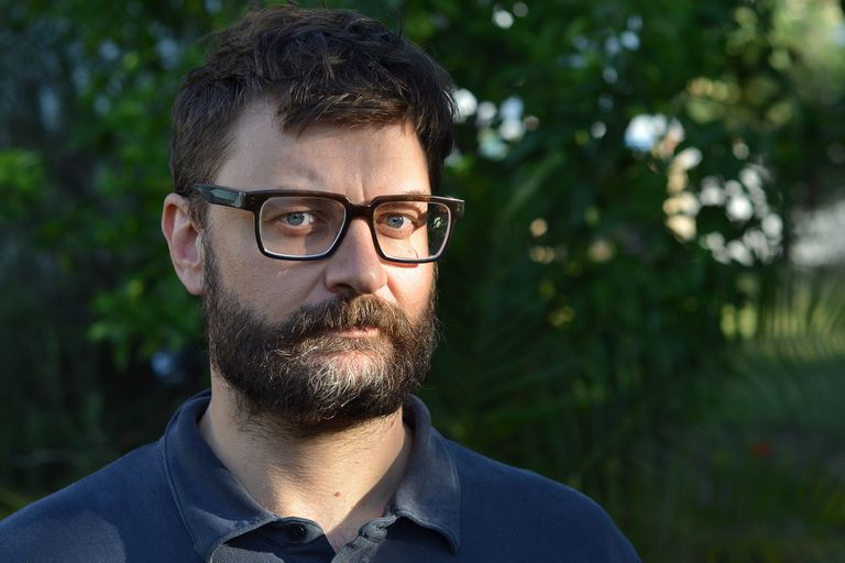 Federico Falco es uno de los autores participantes del invitados al Filba virtual