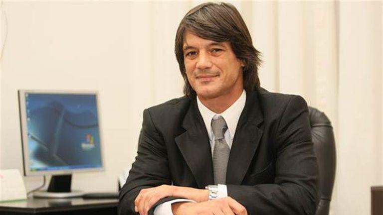 El empresario Enrique Blaksley