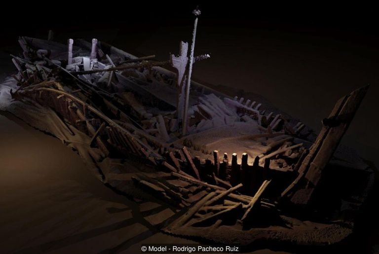 La tecnología y los escáneres han permitido recrear los naufragios del fondo marino para que puedan ser visitados sin necesidad de descender a las profundidades