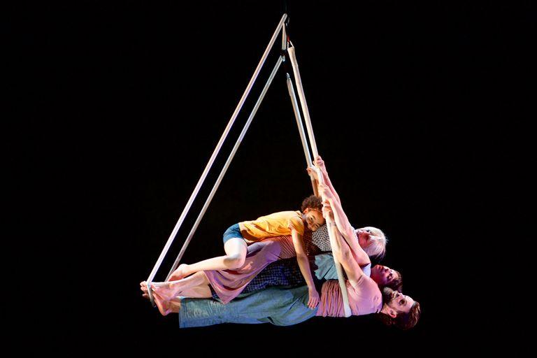 La gran artista de circo Charlotte Mooney, en una charla gratuita