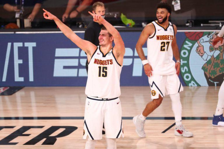 NBA. Denver recuperó un 1-3, es finalista y dejó a los Clippers con su maldición
