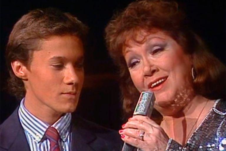 Diego Torres y su madre Lolita: los unía un profundo vínculo y el amor por la música