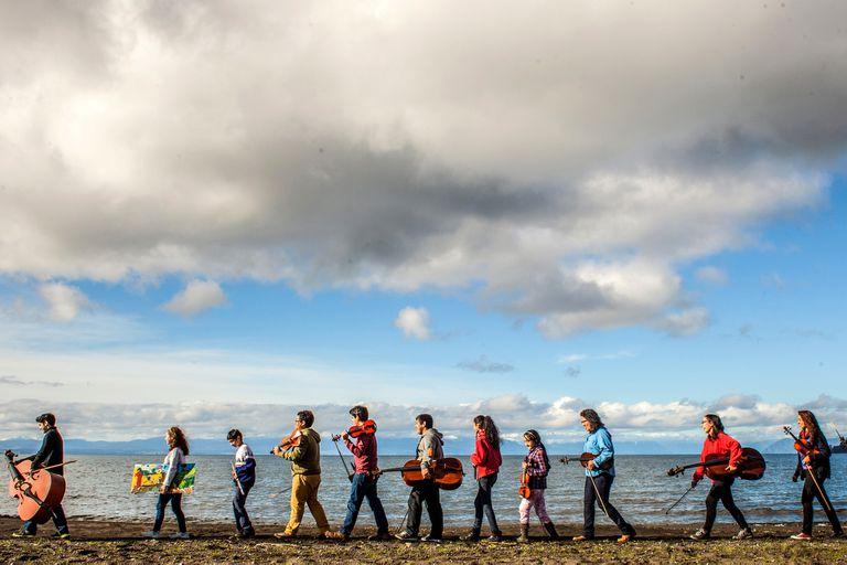 """En la orilla del lago del Frutillar, un paisaje musical con tradición, que hace poco le valió el nombramiento de """"ciudad creativa de la música"""" por la Unesco"""