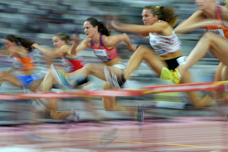 Mundial: el decatlón, la última prueba del atletismo vedada para las mujeres