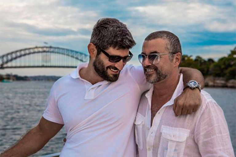 El último novio de George Michael asegura que el cantante se suicidó