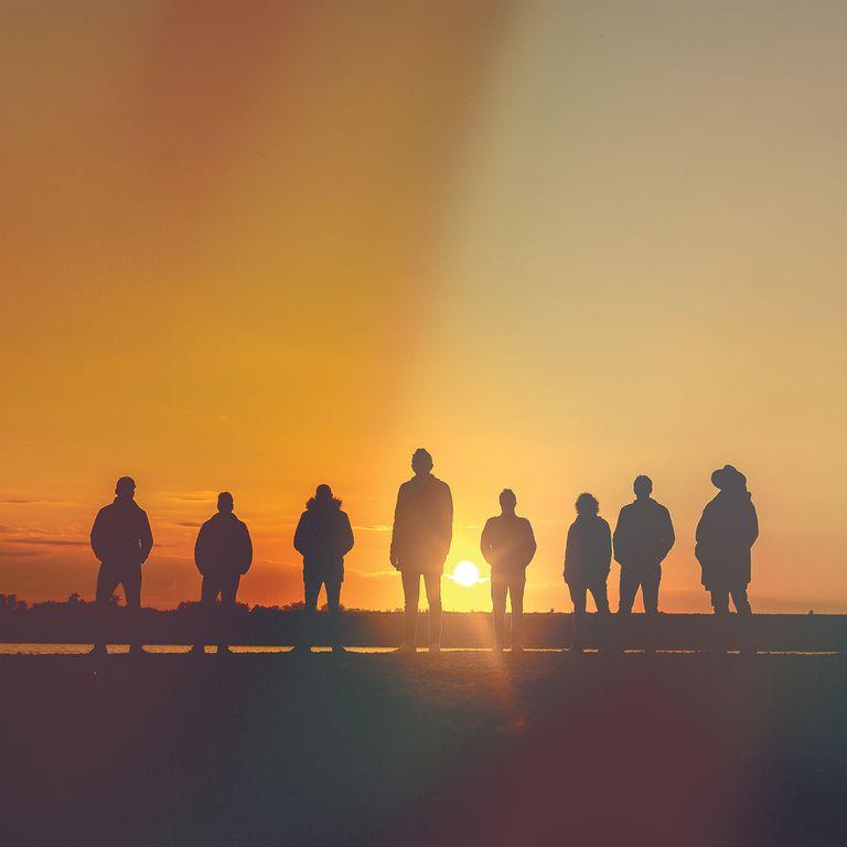 Tapa de Luz, el nuevo disco de No Te Va a Gustar