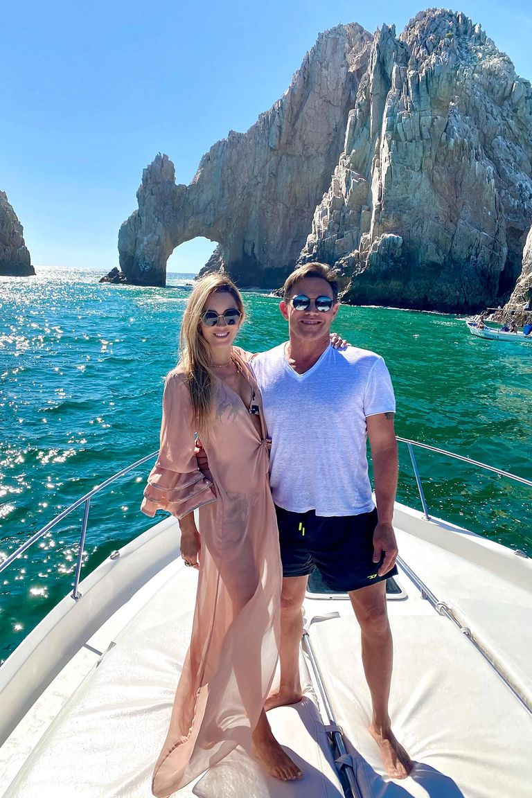 A mediados del año pasado, Cristina volvió a Buenos Aires para estar con su familia. Tras recibir el Año Nuevo juntos en Río de Janeiro, volvieron a Estados Unidos, pero antes pasaron unos días en Los Cabos, México.