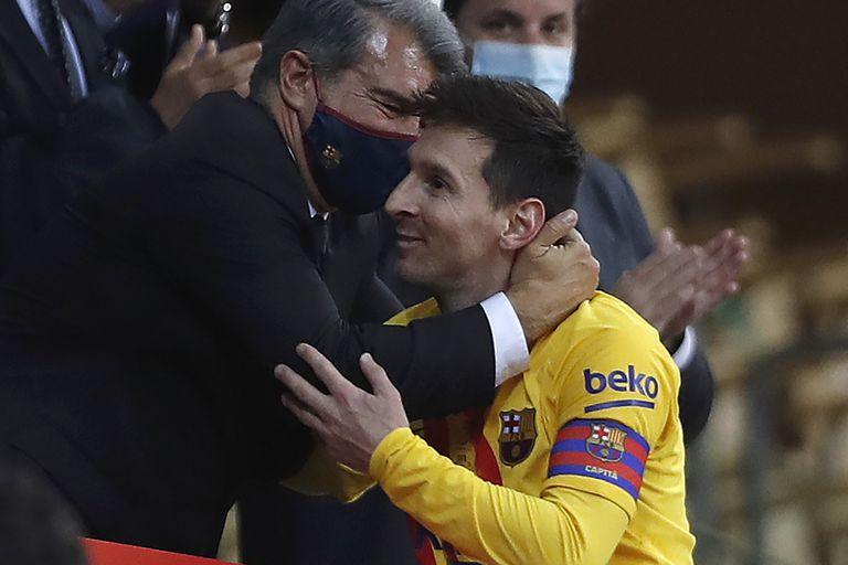 ¿Y si Messi se queda en Barcelona? CVC, la sigla que se mezcla en un complicado juego de presiones