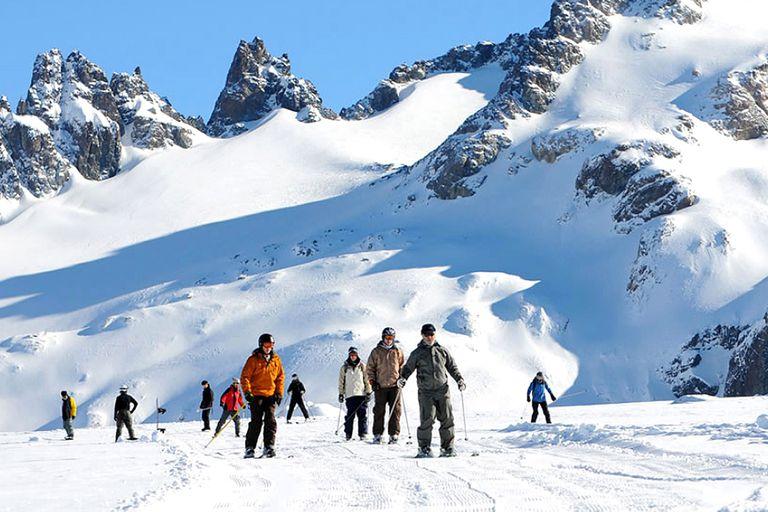 El Bolsón y Villa Pehuenia, dos centros de esquí que ganan terreno