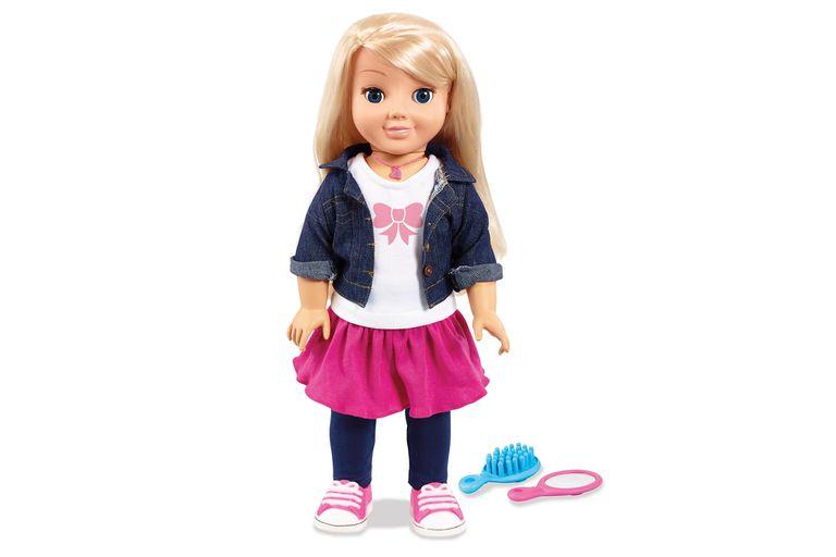Cayla, la muñeca interactiva prohibida por las autoridades alemanas
