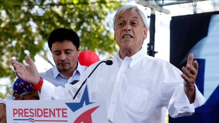 En Chile los principales candidatos y Bachelet apuesta al ballottage