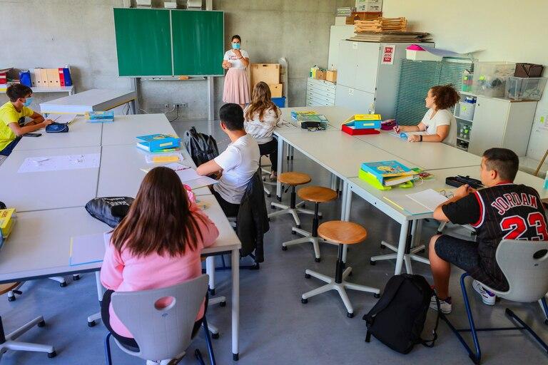 Segunda ola. Europa: las escuelas siguen abiertas, y con resultados positivos