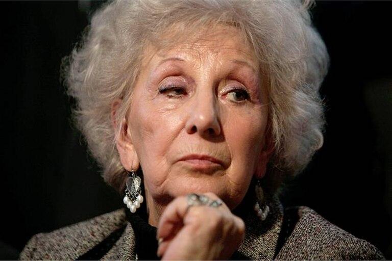 Estela de Carlotto cumplió 90 años y reveló sus tres deseos