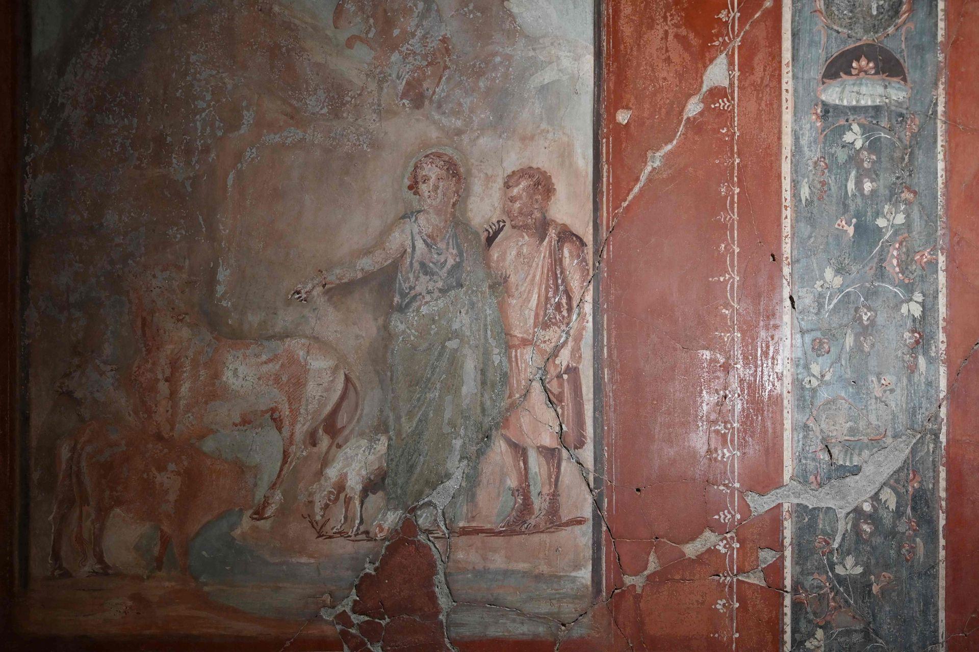 Con la restauración de los frescos que hay en el museo, ahora puede ser nuevamente visitado por los miles de turistas que ya visitan la ciudad