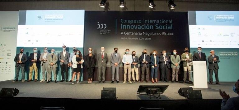 Aumentan un cien por cien los proyectos en los II Premios Magallanes-Elcano de Innovación Social