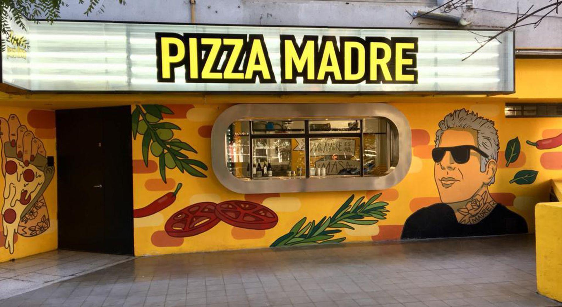 Pizzas de masamadre en el Paseo Sobremonte