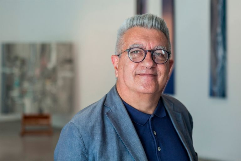Roberto Converti, arquitecto y decano de la Facultad de Arquitectura y Diseño de UADE.