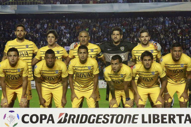 Los puntajes de Boca en La Paz: Carrizo fue la figura y Tevez levantó su nivel