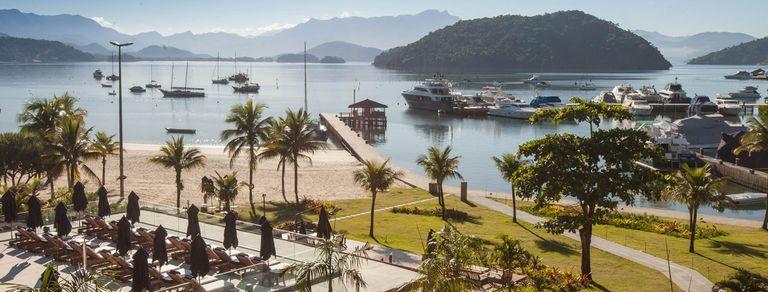 Dolce vita a la brasileña: nuevo resort de lujo en Angra dos Reis