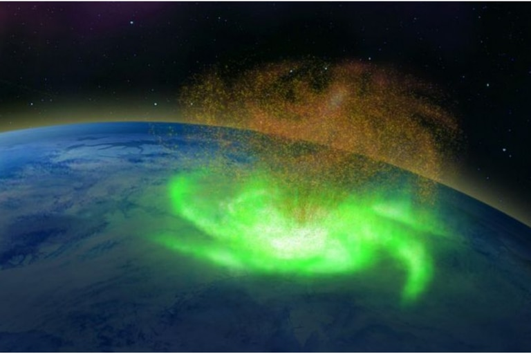 Si bien había teorías sobre la existencia de estos huracanes en las capas superiores de la atmósfera terrestre, es la primera vez que se confirma su existencia