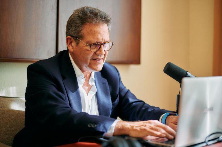 Arturo Cruz precandidato a la Presidencia de Nicaragua por Alianza Ciudadana es uno de los detenidos