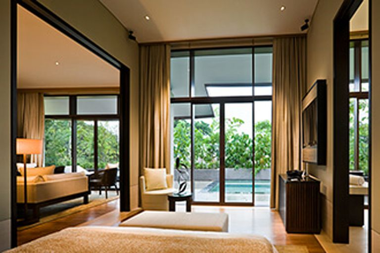 Capella, es el hotel donde se reunirían Donald Trump y Kim Jong-un en la isla Sentosa en Singapur