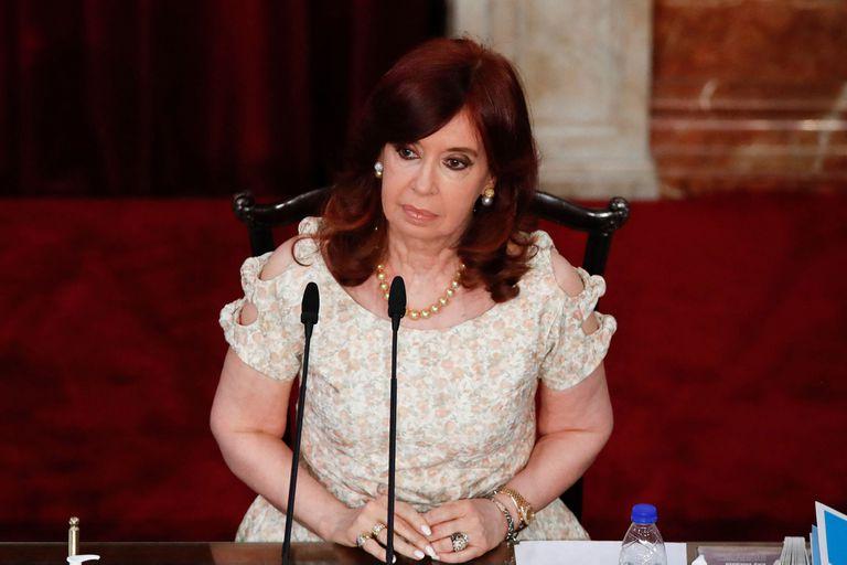 Redes: Cristina Kirchner se refirió al diagnóstico con ELA de Bullrich