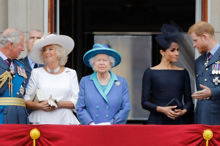 Harry y Meghan recibían todos sus ingresos del príncipe Carlos y de los contribuyentes británicos cuando cumplían roles reales.