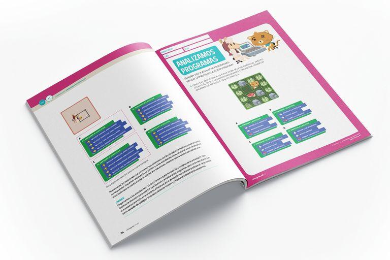 Los manuales de la Fundación Sadosky están disponibles en formato digital y se pueden imprimir; también se pueden modificar