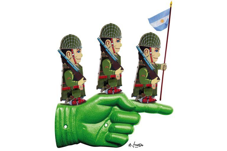 La decisión presidencial de reformar el sistema nacional de defensa es un avance que debe ser acompañado por la oposición