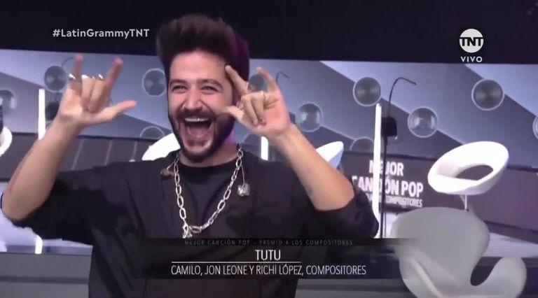 Latin Grammy: qué dijeron Camilo y Fito Páez en la sala de prensa virtual