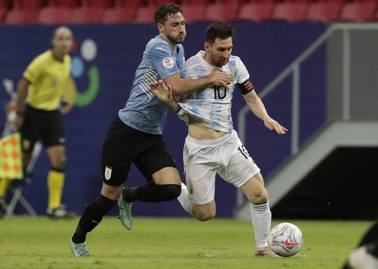 Lionel Messi, siempre titular, estará desde el arranque ante Bolivia