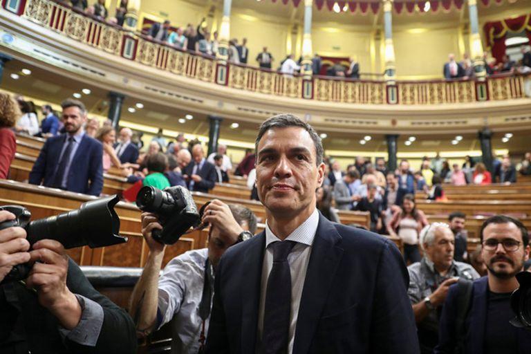 Con exigencias a Sánchez, la UE apoyó el giro