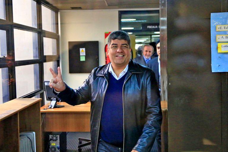 Pablo Moyano rechazó las pruebas en su contra y denunciará al jefe de fiscales