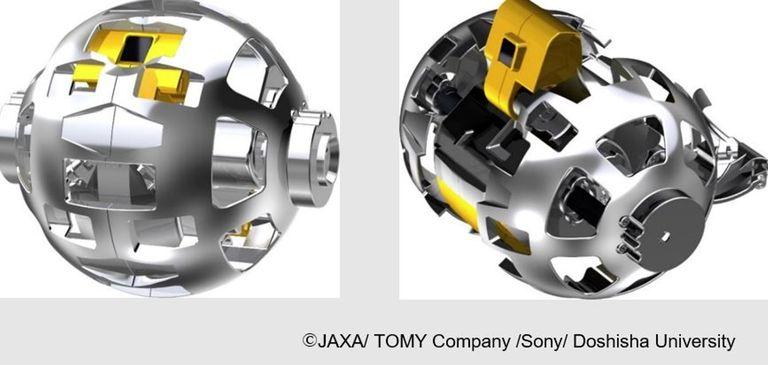 Carrera espacial: el innovador robot que Japón planea enviar a la Luna en 2022