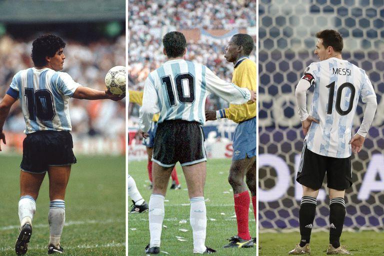 El detalle histórico que vincula a Diego Simeone con Maradona y Messi
