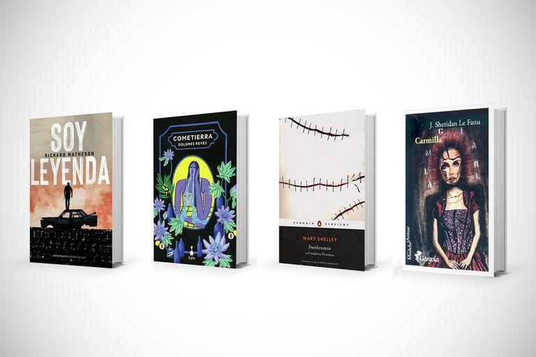 De Frankenstein a los monstruos contemporáneos: libros para disfrutar el miedo