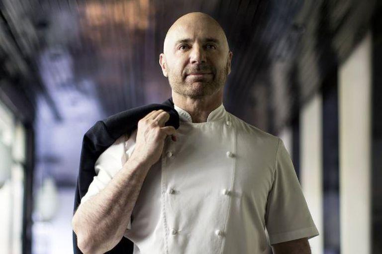 Germán Martitegui, propietario del restaurante Tegui y jurado de MasterChef Celebrity
