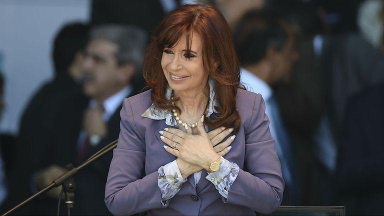 Cristina Kirchner no habló hasta ahora sobre la detención del ex número dos de De Vido