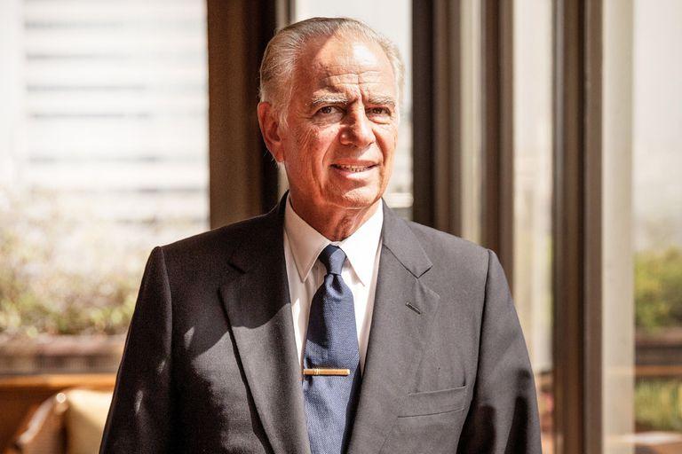 Alejandro Bulgheroni encabeza la operación de Pan American Energy Group; su padre fundó Bridas, una empresa de servicios petroleros, en 1985