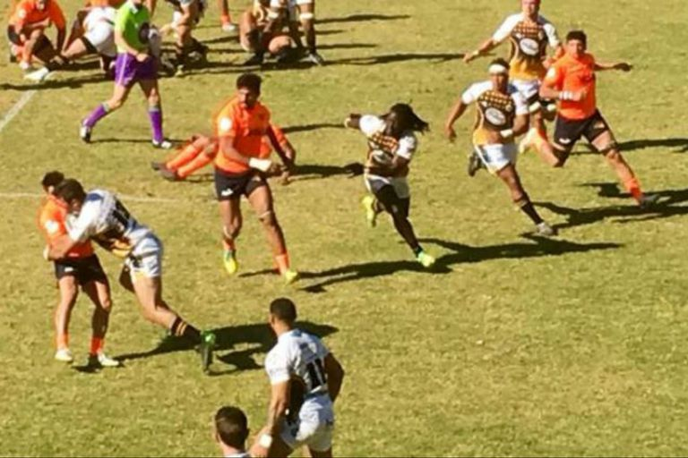 Goleada de Jaguares XV, que ya está en las semifinales de la Currie Cup