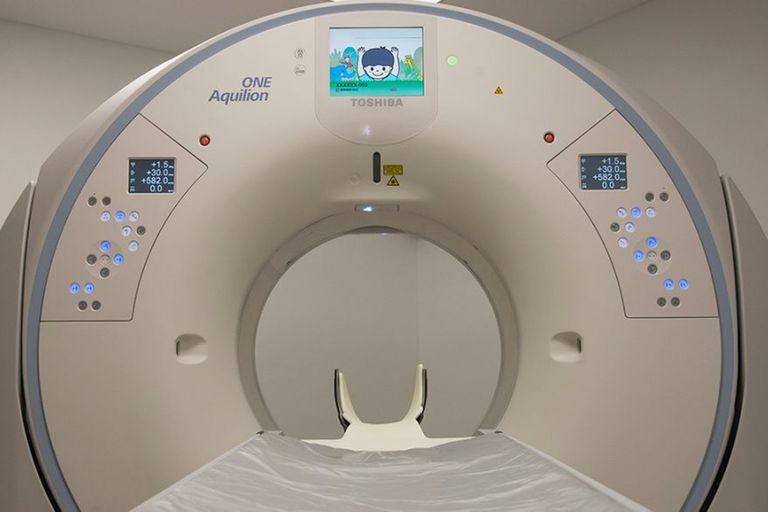El hospital Garrahan tiene un nuevo tomógrafo computado de última generación
