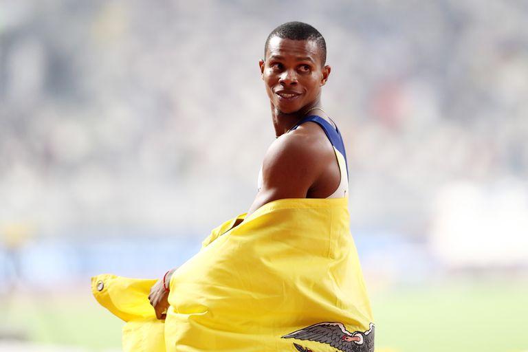 Asesinaron a tiros a un atleta ecuatoriano finalista en los Juegos de Londres 2012