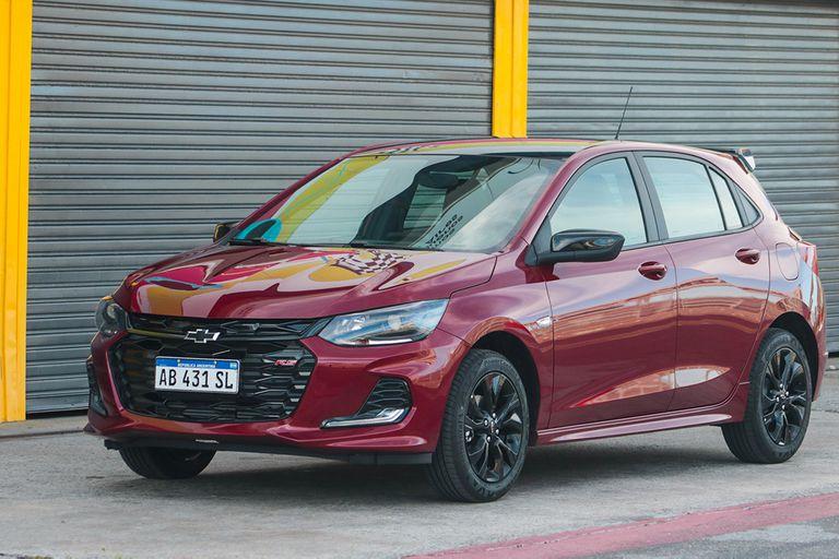 Test drive: probamos el Chevrolet Onix RS
