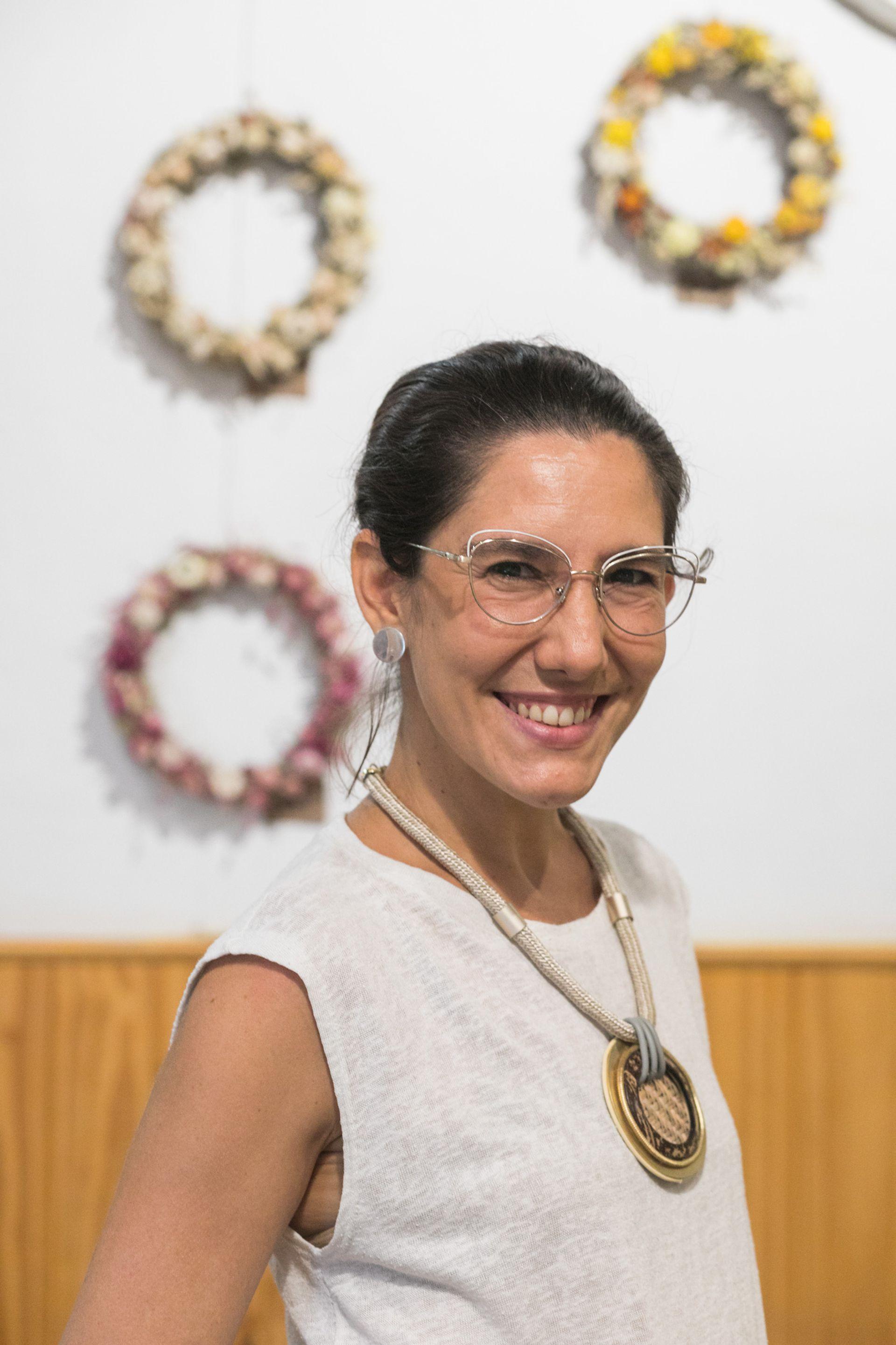 María Gracia Centurión, de La Bitácora