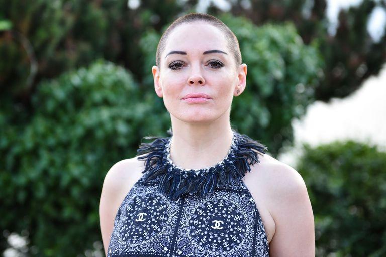 Rose McGowan aseguró que solo sentirá alivio cuando Harvey Weinstein esté muerto