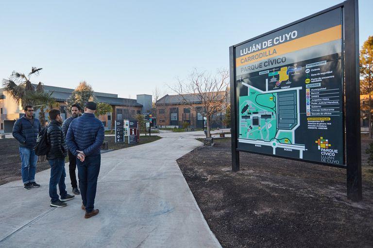 Reconvierten el Próvolo: de centro educativo a nueva sede comunal mendocina